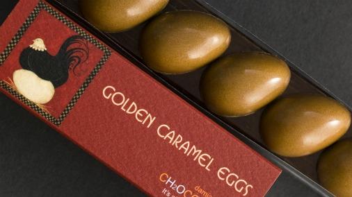 Damian Allsop Caramel Eggs