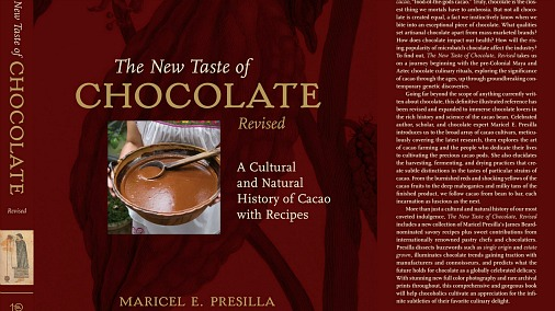 The New Taste of Chocolate Maricel Presilla
