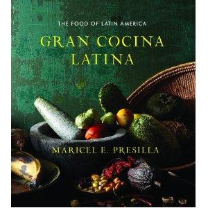 Maricel Presilla  (Gran Cocina Latina Book Cover)
