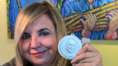 Maricel Presilla (with James Beard Medal)