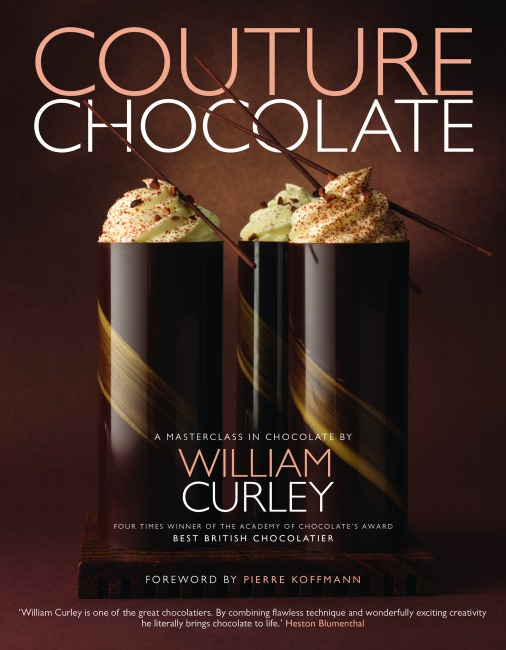 Couture Chocolate Book Cover