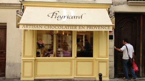 Puyricard on Cherche Midi