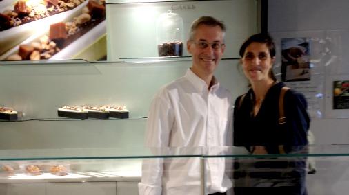 With Pierre Cluizel