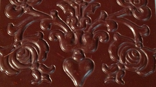 Hungarian chocolate detail