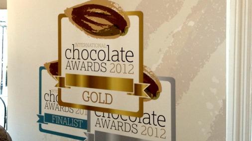 International Chocolate Awards 2012