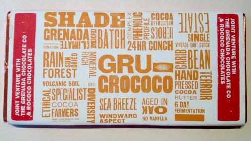 Gru Grococo wrappe