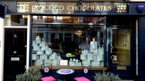 Rococo Motcomb Street