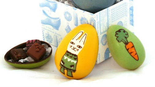 Food Chain Rococo Egg detail