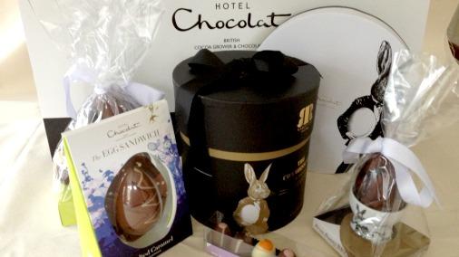 Hotel Chocolat Easter Stash