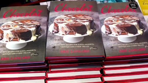 eric lanlard chocolat