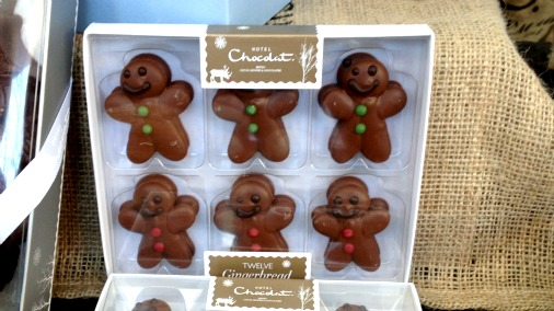 Hotel Chocolat are a great supporter of Chocolate Week.