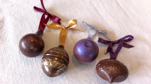 'From bean to bauble', from The Chocolate Tree