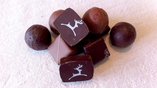 Be French about it with La Maison du Chocolat