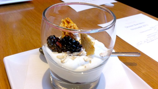A masterful Cranachan from the Scottish star.