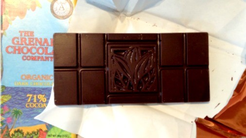 Grenada Chocolate with bar.