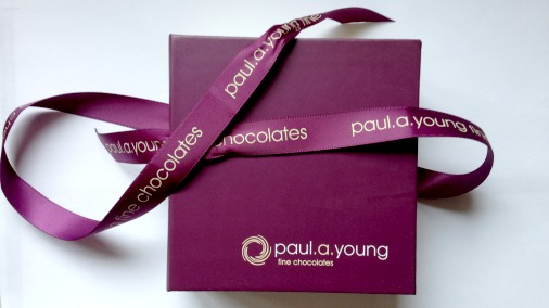 A delicious and innovative Christmas is always to be found at Paul A Young.