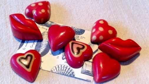 Rococo LIttle Hearts and Lips