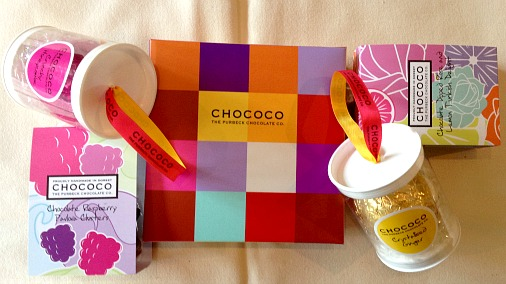 Chococo has a strong, happy and well-loved brand identity.