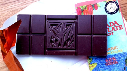 Consistently delicious, Grenada Chocolate Company 60%.