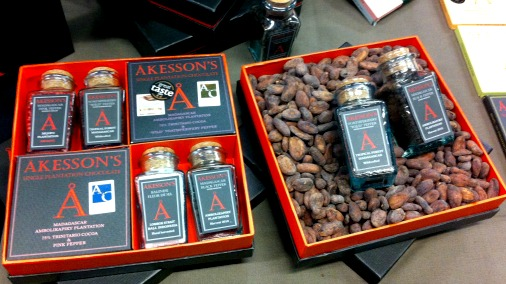Peppery perfection at Akessons.