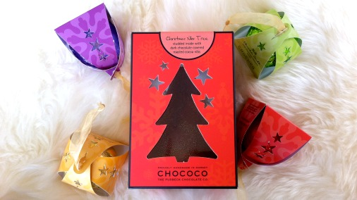 Chococo treats combine festive fun with serious chocolate.