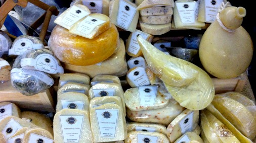All things truffle and cheese from Lombary Gourmet.