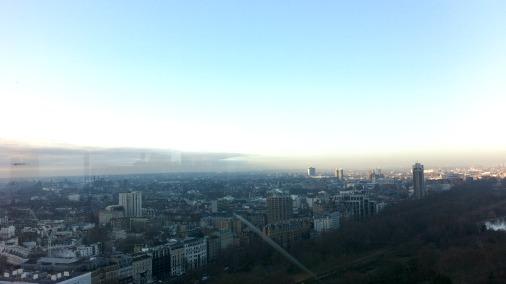 Breathtaking panoramic views.