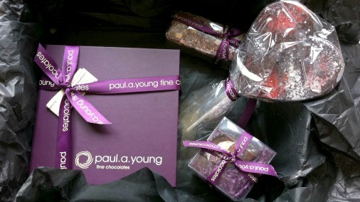 Paul A Young hamper