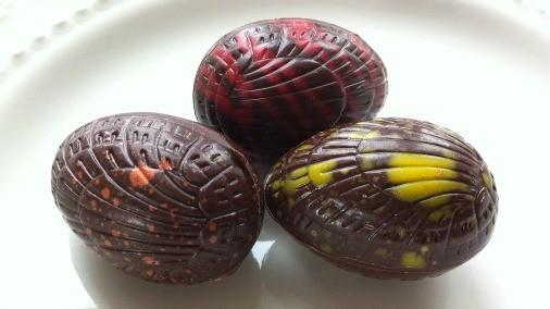 Winchester Cocoa Company eggs