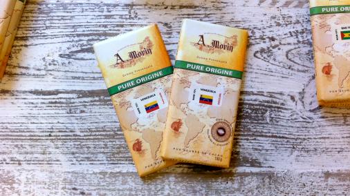 Two treats from Venezuela.