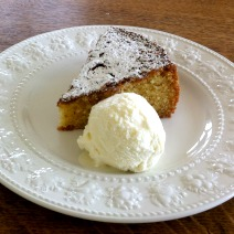 almond cake til