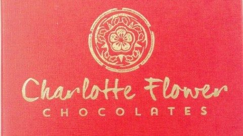 Festive colour and flavours at Charlotte Flower Chocolates.