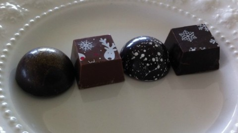 Chocolate By Miss Witt selection.