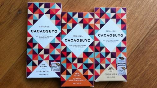 Cacaosuyo bars