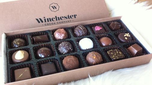 winchester cocoa box