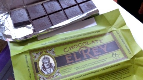 El Ray were celebrating their anniversary with a special edition bar.
