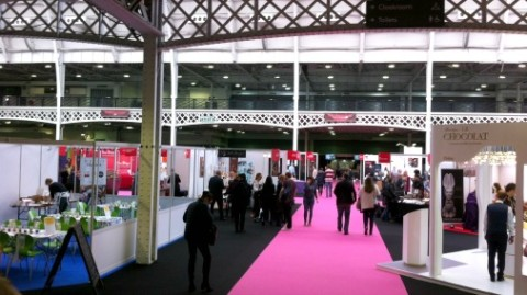 The Chocolate Show takes over the grand hall at Olympia.