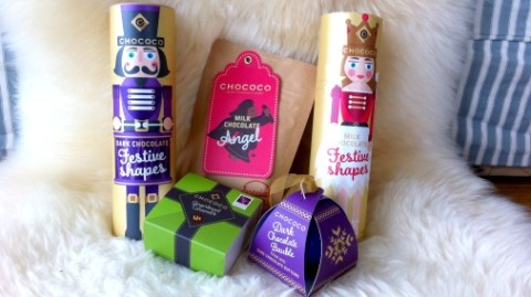 New treats and old favourites from Chococo.