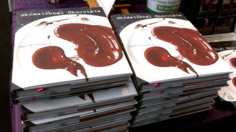 Sensational Chocolate! Buy multiple copies and please lots of people while donating where it counts.