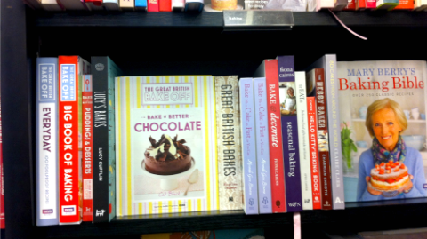 The Great British Bake Off - Bake it Better - Chocolate by me!