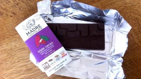 Madre's legendary Triple Cacao bar
