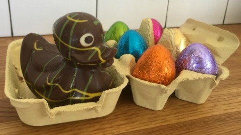 Easter gets happy, at Chococo.