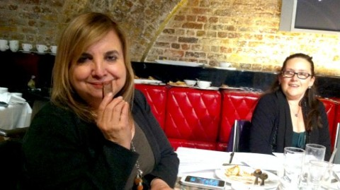 Two thirds of the core founding International Chocolate Awards Grand Jury